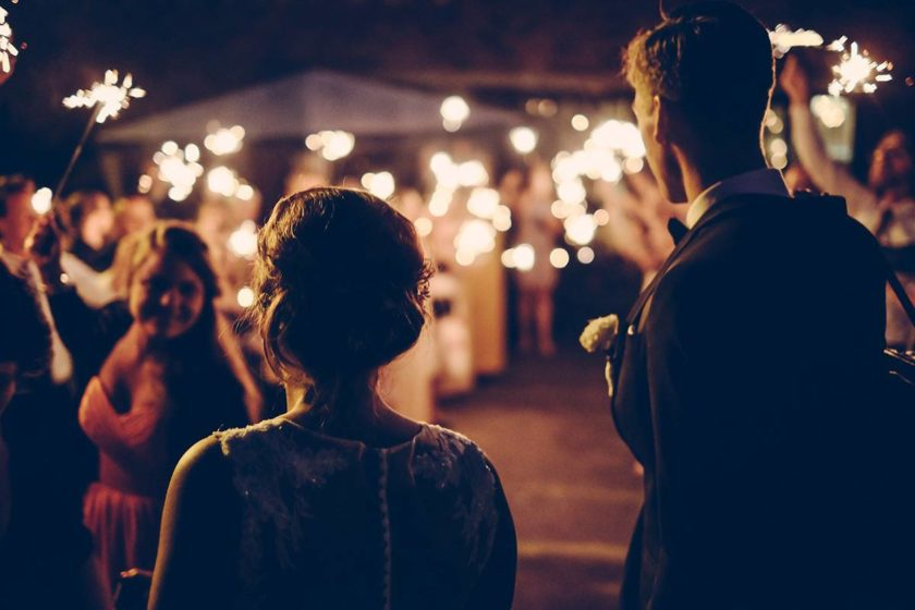 Hochzeitsfeier