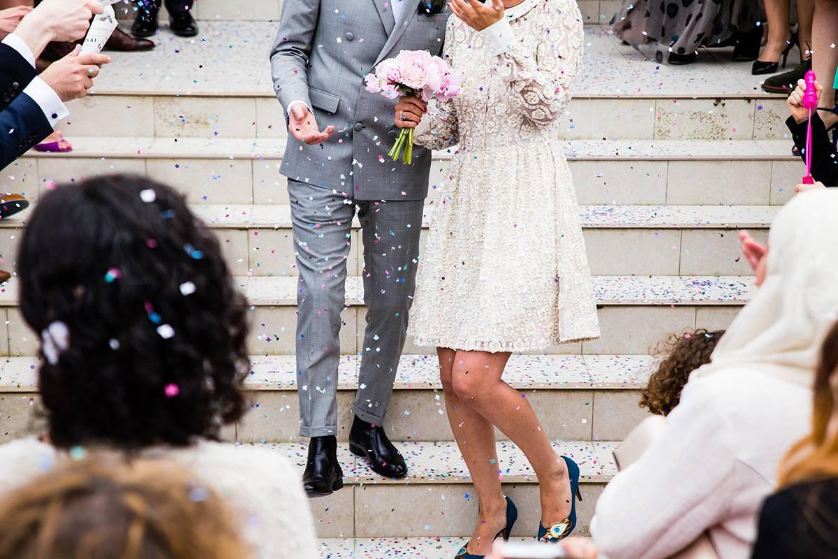 Hochzeitsplaner – Noch 6 Wochen