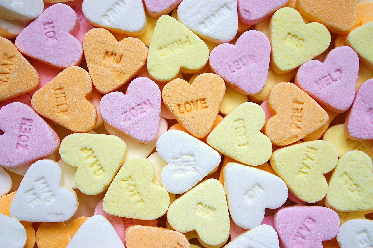 süßigkeiten candy bar